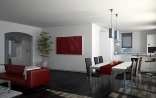3D Innenarchitecktur Globalbau AG Hilterfingen